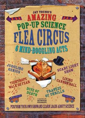 The Amazing Pop-up Science Flea Circus by Jay Young image