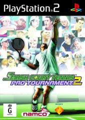 Smash Court Tennis Pro Tournament 2 for PlayStation 2