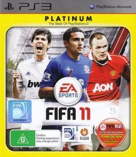 FIFA 11 (Platinum) for PS3