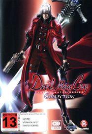 Devil May Cry Collection (3 Disc Slimpack) on DVD