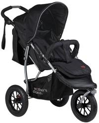 Mother's Choice Ebony Stroller