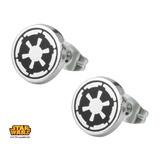 Star Wars Galactic Empire Symbol Stud Earrings