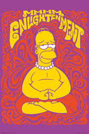 The Simpsons - Enlightenment Poster (381)