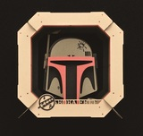 Star Wars: Paper Theater - Mask Type Boba Fett