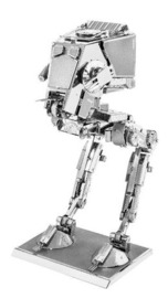 Star Wars - AT-ST Walker Metal Earth Model Kit