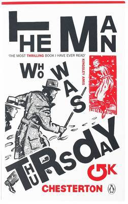 The Man Who Was Thursday: A Nightmare by G.K.Chesterton image