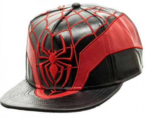 d4b92f91164 Marvel - Spider-Man PU Snapback Cap image ...