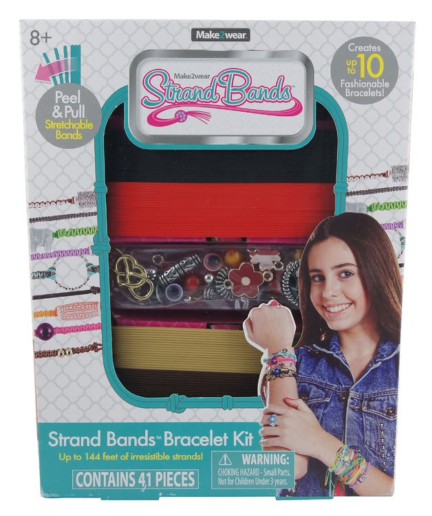 Strand Bands: Bracelet Kit - City Chic