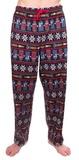 Doctor Who Ugly Christmas Pajama Pants (X-Large)