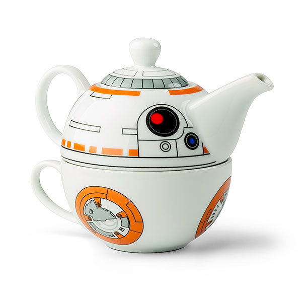 Star Wars: BB-8 - Tea for One Teapot Set