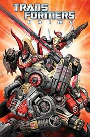 Transformers Prime Rage Of The Dinobots by Mike Johnson