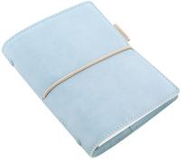 Filofax - Pocket Domino Organiser - Soft Pale Blue