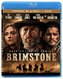 Brimstone on Blu-ray