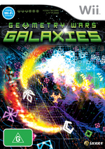 Geometry Wars: Galaxies for Nintendo Wii