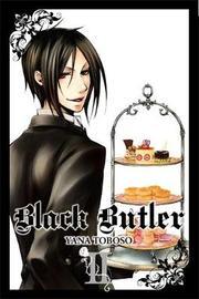 Black Butler: v. 2 by Yana Toboso