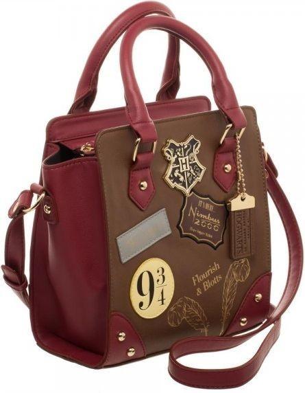 Harry Potter  Platform 9 3 4 - Mini Brief Handbag ec9543530de36