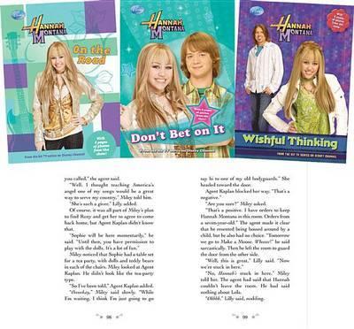 Hannah Montana Set II -6v