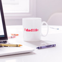 #dadlife - Novelty Mug