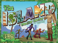 The Island Of Doctor Lucky - Board Game image