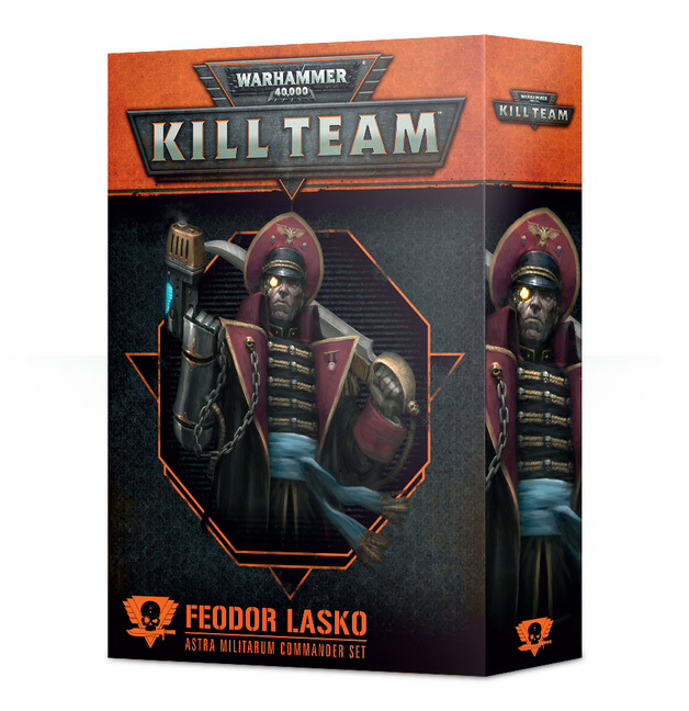 Warhammer 40,000: Kill Team Commander: Feodor Lasko