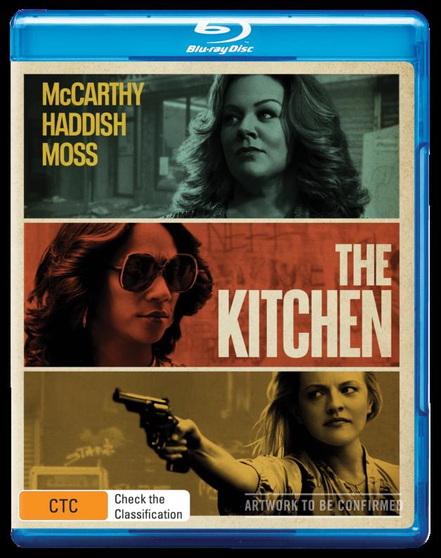 The Kitchen on Blu-ray