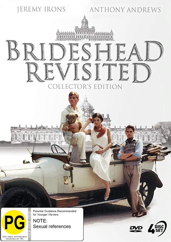 Brideshead Revisited - The Complete Series on DVD image