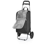 Picnic Time: Rolling Cart - Black
