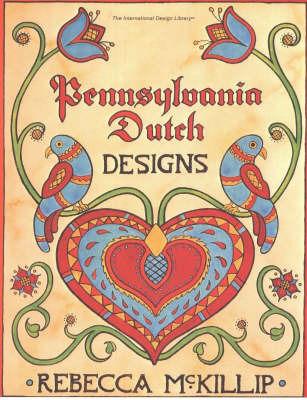 Pennsylvania Dutch Designs by Rebecca McKillip image