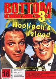 Bottom Live - Hooligans Island on DVD