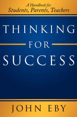Thinking for Success by John Eby image