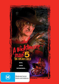 Nightmare On Elm Street 5: Dream Child on DVD