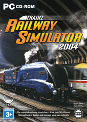 Trainz Railroad Simulator 2004 for PC