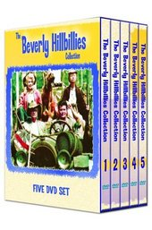 Beverley Hillbillies, The (5 Disc) on DVD