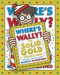 Where's Wally? The Solid Gold Collection Box Set (6 Books) by Martin Handford image