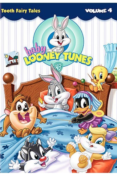 Baby Looney Tunes - Vol. 4 on DVD