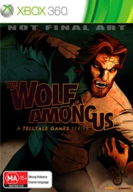 The Wolf Among Us: A Telltale Games Series for Xbox 360