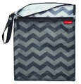 Skip Hop: Grab & Go Diaper Bag - Chevron