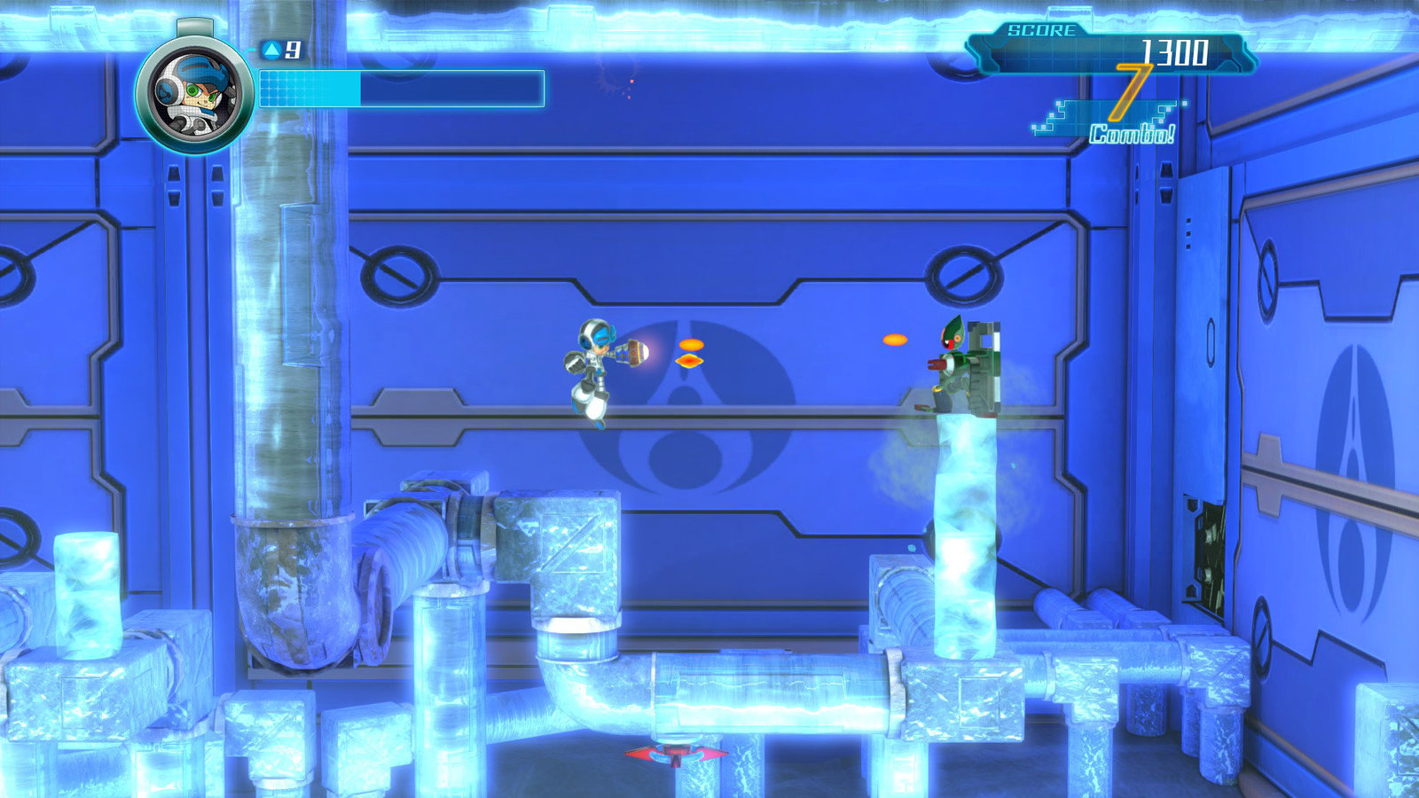 Mighty No. 9 for PS4 image