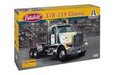 Italeri Classic Peterbilt 378-119 1:24 Scale Model Kit