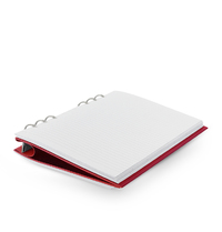 Filofax - A5 Clipbook - Poppy