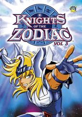 Knights Of The Zodiac: Volume 3 on DVD