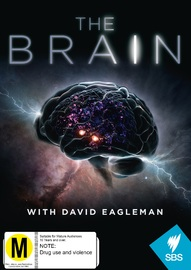 The Brain With David Eagleman on DVD
