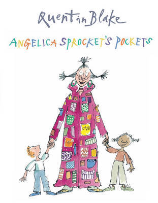 Angelica Sprocket's Pockets by Quentin Blake image