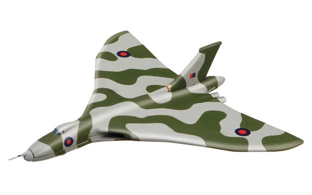 Corgi: Showcase Avro Vulcan - Diecast Model