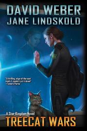 Treecat Wars by Jane Lindskold