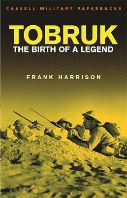 Tobruk by Frank Harrison
