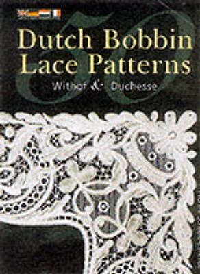 50 Dutch Bobbin Lace Patterns by Yvonne Scheele-Kerkhof image