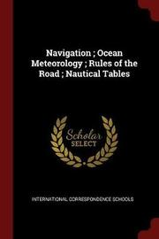 Navigation; Ocean Meteorology; Rules of the Road; Nautical Tables image