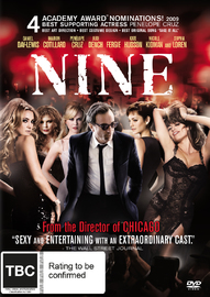Nine on DVD