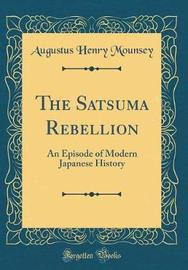 The Satsuma Rebellion by Augustus Henry Mounsey image